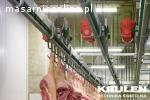 Oprawy hermetyczne LED do zakładu mięsnego